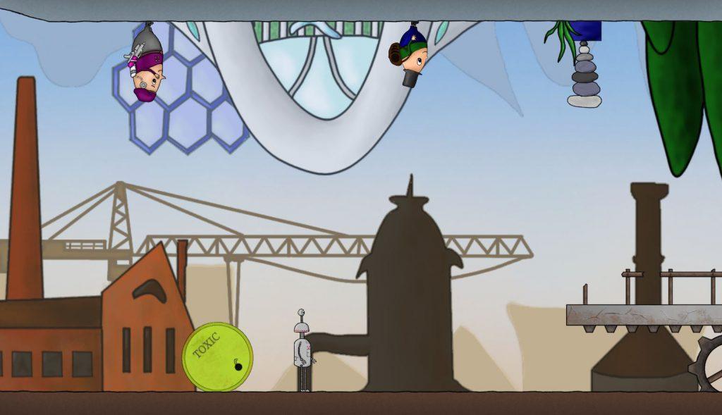 Screenshot aus dem Spiel Copernica